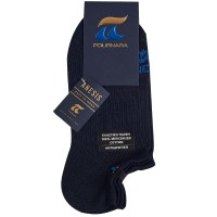 ART : 788 ANESIS Men's Socks Cotton - Antiperspirant  Low Ankle - Multifilium
