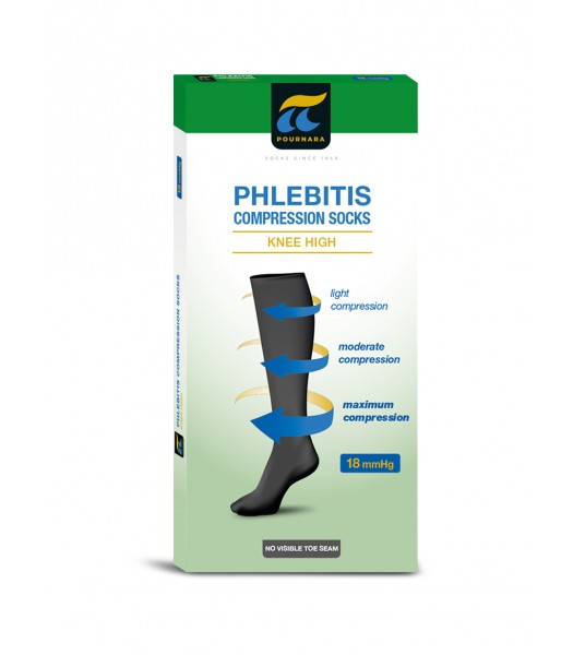 ART : 4580 Phlebitis compression socks ONLY IN PHARMACY